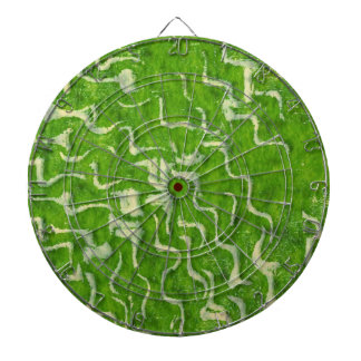 Art Seascape Painting 4 Dartboard With Darts