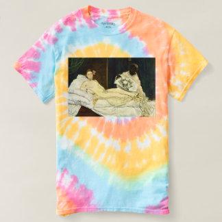 art series- Olympia T-shirt