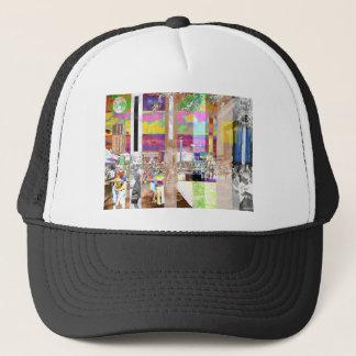 Art Show Montage Trucker Hat