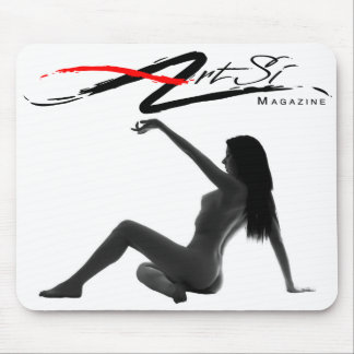 Art Si Magazine Mousepad