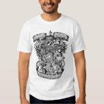 ART & SOUL TATTOO CO. DRAGONS T-Shirt