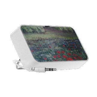 art speacker portable speakers