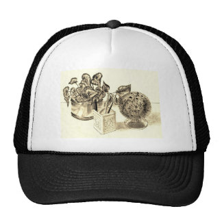 Art Still Future Hat