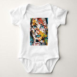 Art Student Baby Bodysuit
