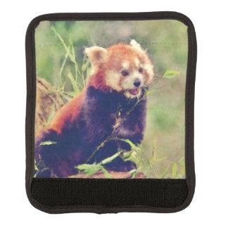 Art Studio 15216 red Panda Handle Wrap