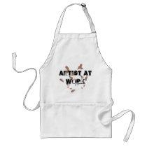 Art Studio Artists Crafts Cooking Chefs Cooks Adult Apron