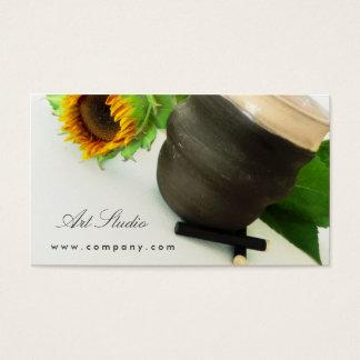 Art Studio Business Card