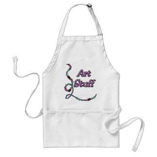Art Stuff Adult Apron