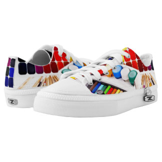 Art Supply Shoes
