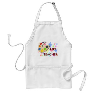 Art Teacher - Apron