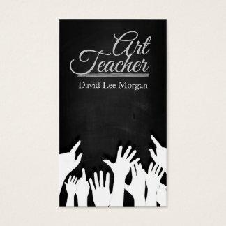 Art Teacher Business Card