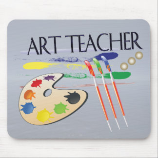 Art Teacher - mousepad