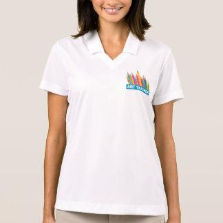 Art Teacher Polo Shirt