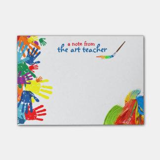 Art Teacher Post-it Notes Post-it® Notes