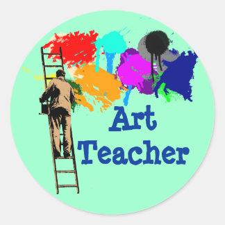 Art Teacher Sticker