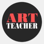 Art Teacher Stickers