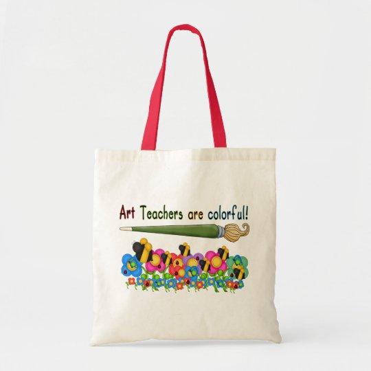 Art Teacher's Are tote Bag