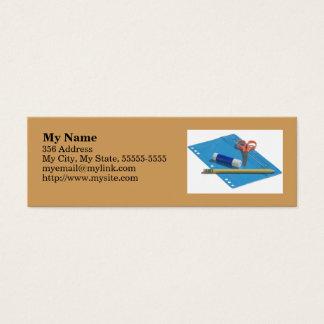 Art Teacher's Business Card