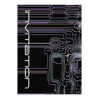 Art Techno maps Custom Announcement