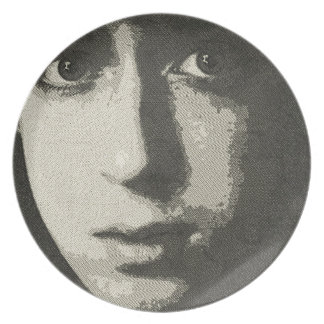 art- the boy party plate