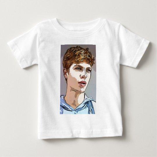 art - the male model baby T-Shirt