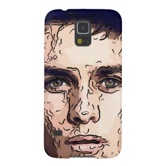 art - the male model galaxy s5 covers