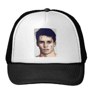 art - the male model trucker hat
