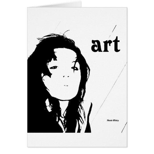 ART  -  Torn Edges Card