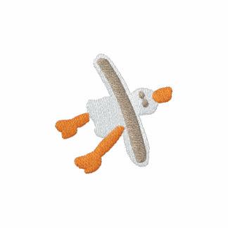 Art Tshirt: John Dyer Seagull, Orange