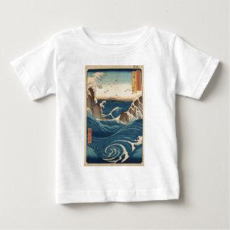 art vintahge Japan Shirt