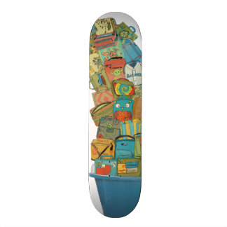 Art Walk 2015 Skate Deck