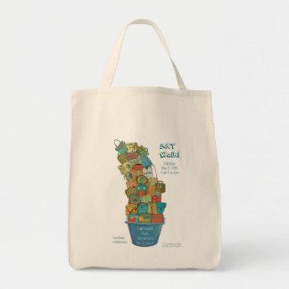 Art Walk 2015 Tote Bag