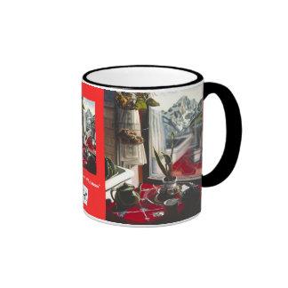 Art West COFFE MUG - Once Upon a Christmas