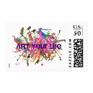 ::: ART Your Life ::: Postage