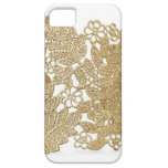 Artandra Gold Lace iPhone Cover iPhone 5 Cover