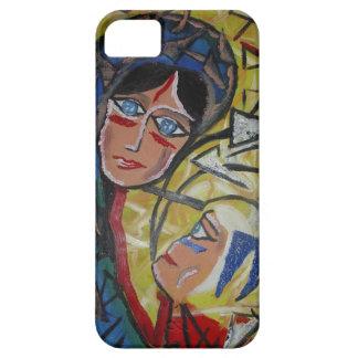 Artandra Mary and Son iPhone 5 Case