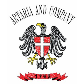 Artaria and Company shirt