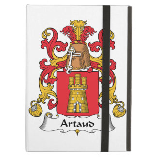 Artaud Family Crest iPad Air Cover