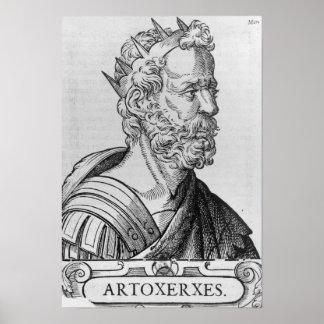 Artaxerxes II  King of Persia Poster