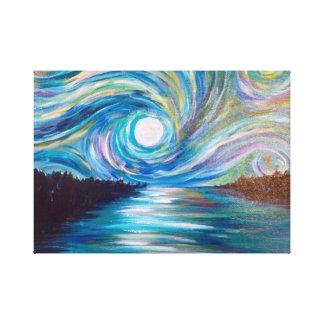 ArtBar MoonScapes Canvas Print