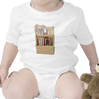 ArtBoxBrushesPencils051411 Shirt
