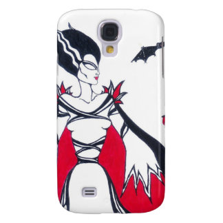 ArtByRae - Bride of Frankenstein iPhone Case