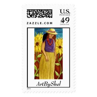 ArtByShel Postage
