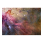 Artcard, Abstract Art Found in the Orion Nebula Large Business Cards (Pack Of 100)