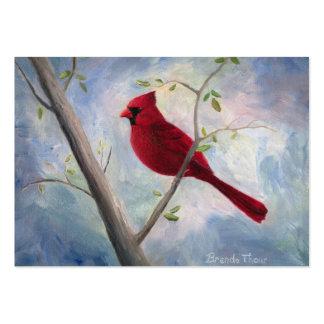 ArtCard cardinal Tarjetas De Visita Grandes