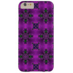 Artdeco Abstract Flowers Barely There iPhone 6 Plus Case