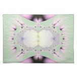 Arte 032 EML del fractal Manteles Individuales