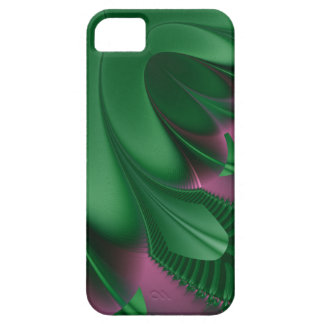 Arte 062 EML del fractal Funda Para iPhone 5 Barely There
