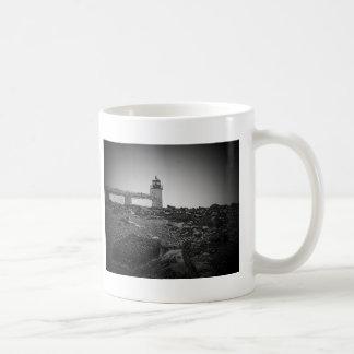 Arte 10 del faro taza de café