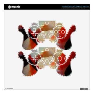 Arte 13j del flamenco mando PS3 calcomanía